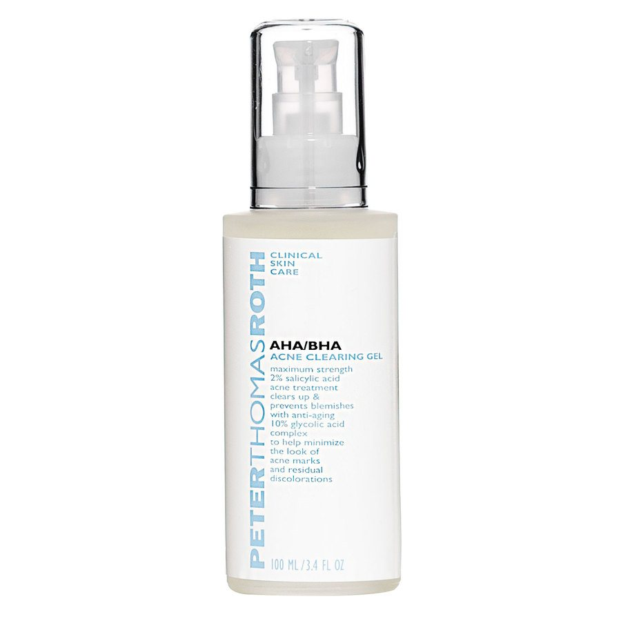 Peter Thomas Roth AHA/BHA Acne Clearing Gel 100ml