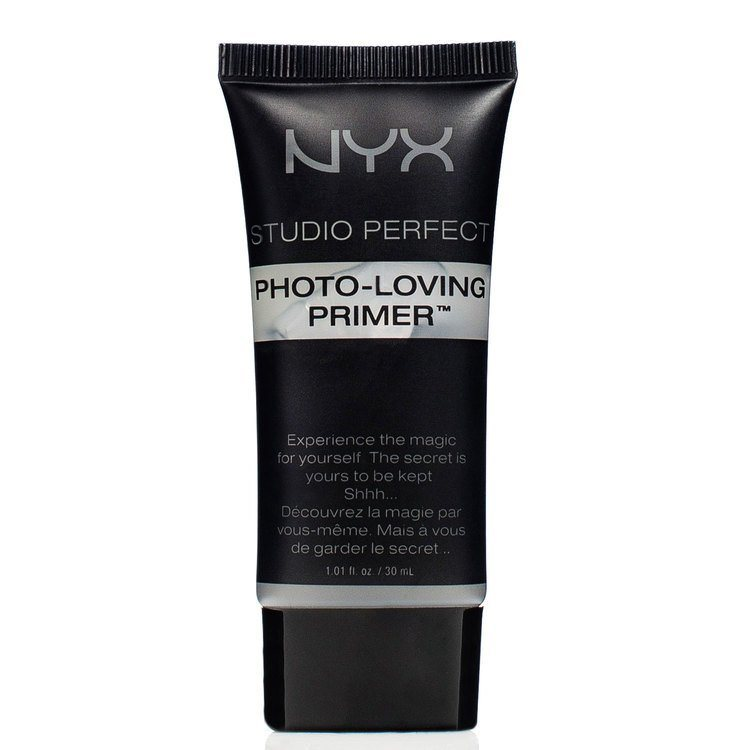 NYX Prof. Makeup Studio Perfect Photo-Loving Primer Clear 30ml