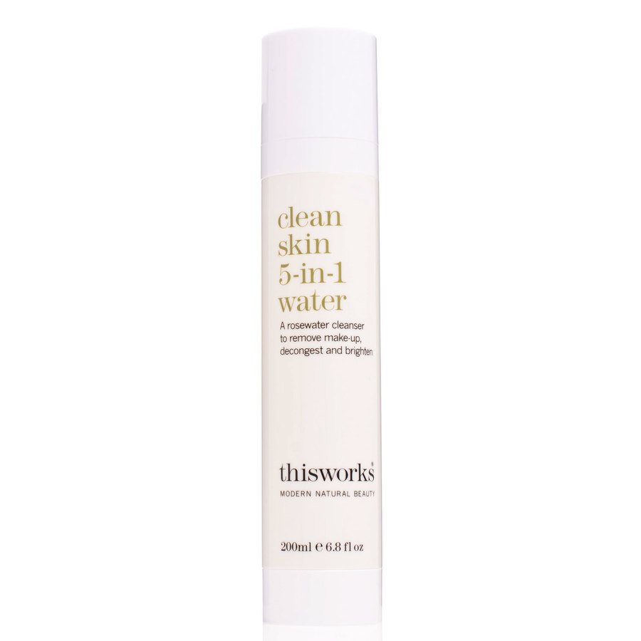 This Works Clean Skin 5-In-1 Water 200ml