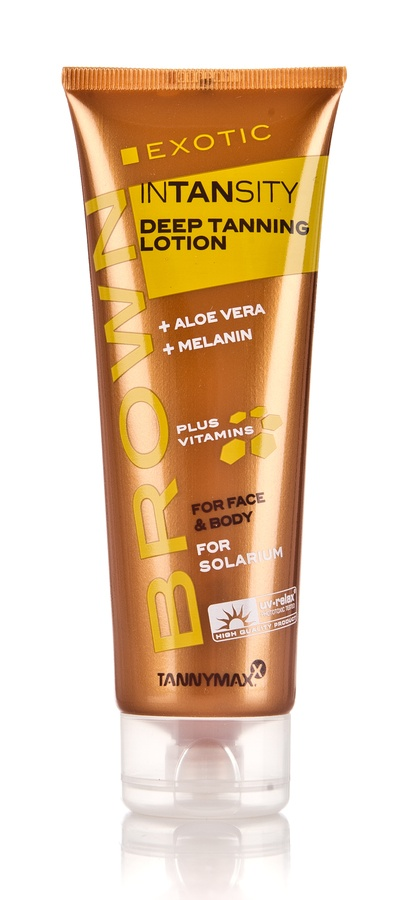 Tannymax Brown Exotic Intansity Deep Tanning Lotion 125ml