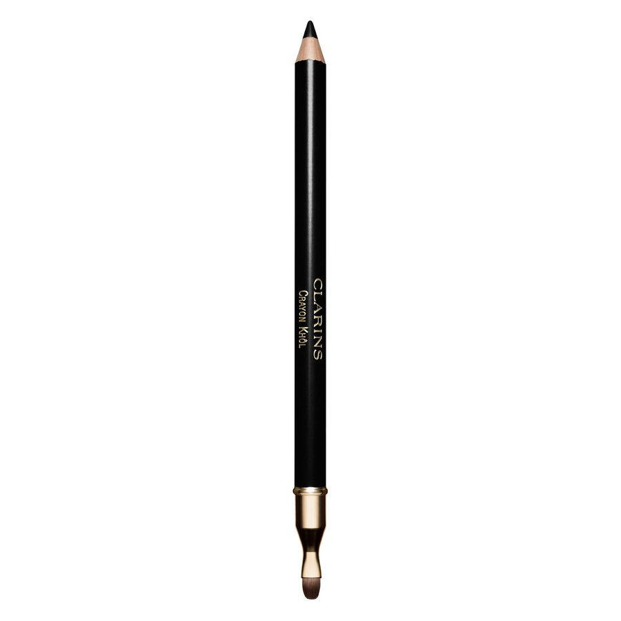 Clarins Crayon Khôl Eye Pencil #01 Carbon Black 1,5g