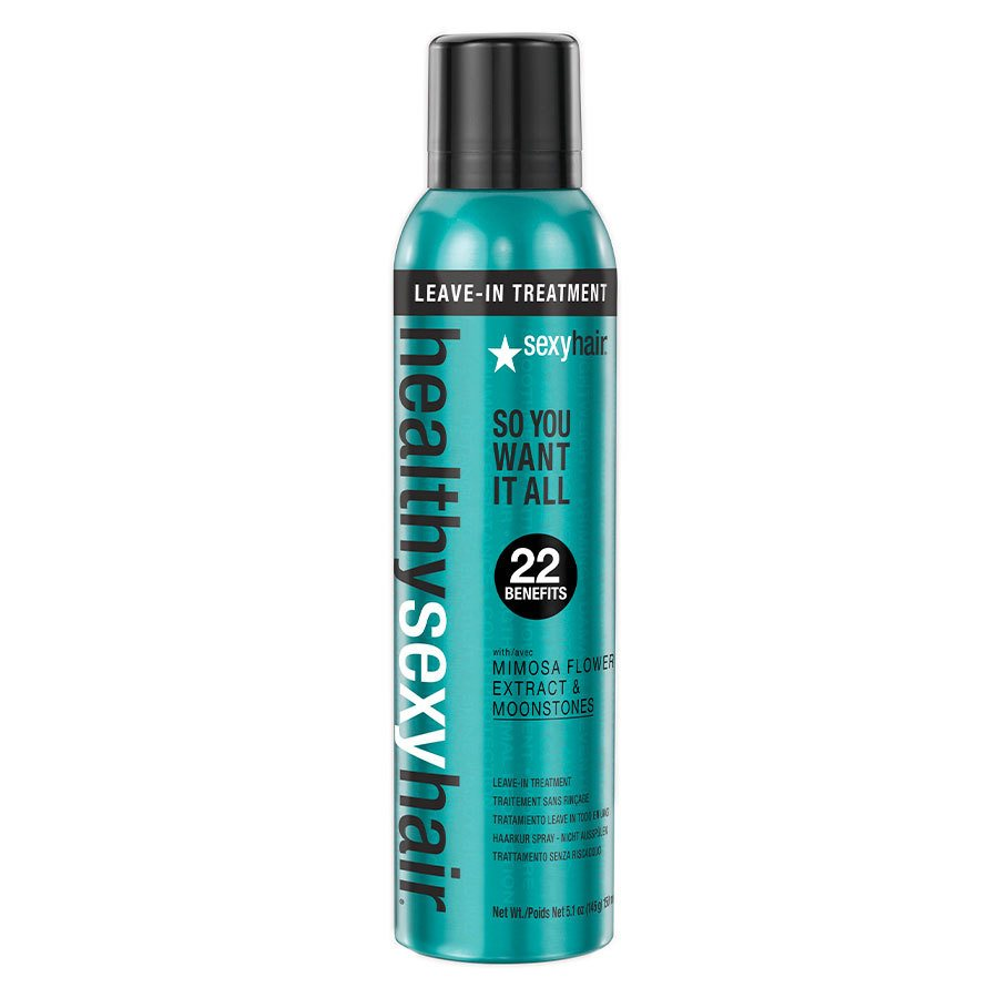 Healthy Sexy Hair So You Want It All Leave-In Treatment 144ml