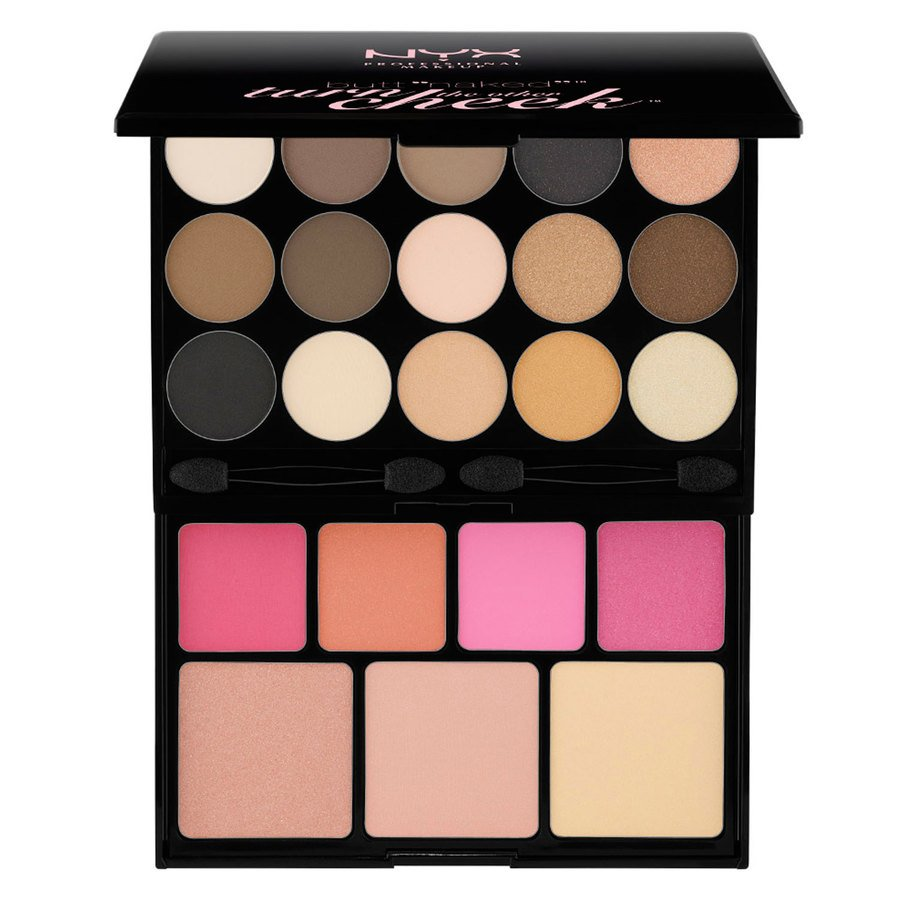 NYX Prof. Makeup Butt Naked Turn The Other Cheek Collection S132