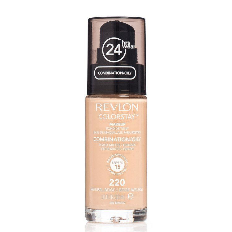 Revlon Colorstay Makeup Combination/Oily Skin 220 Natural Beige 30ml