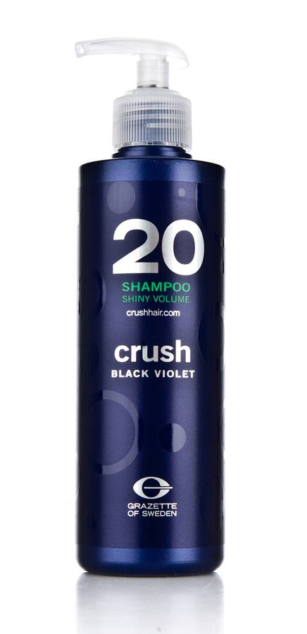 Crush shampoo Shiny Volume 20	250ml