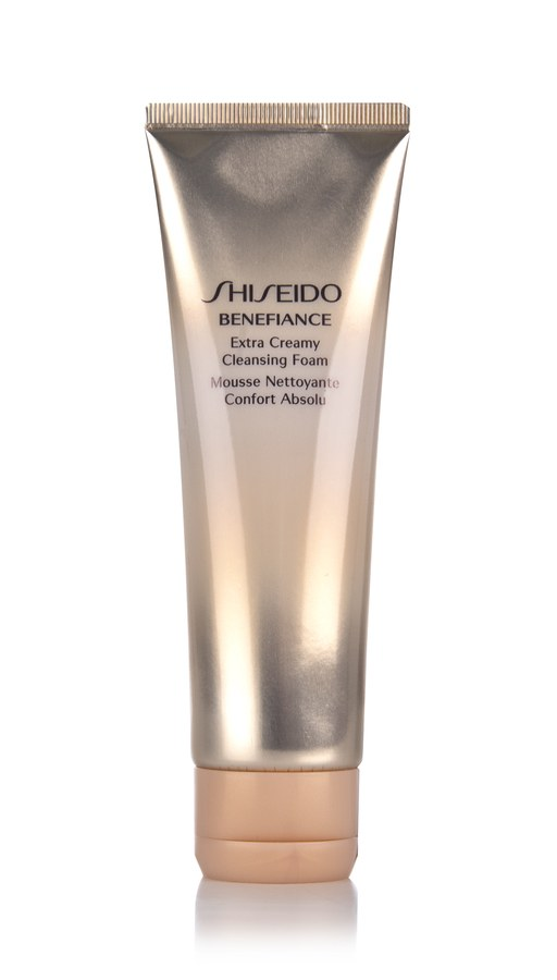 Shiseido Benefiance Wrinkleresist24 Extra Creamy Cleansing Foam 125ml
