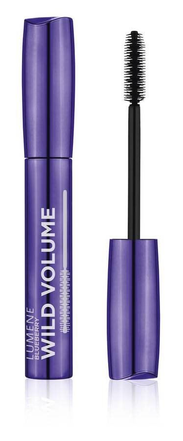 Lumene Blueberry Wild Volume Mascara Rich Black 7ml