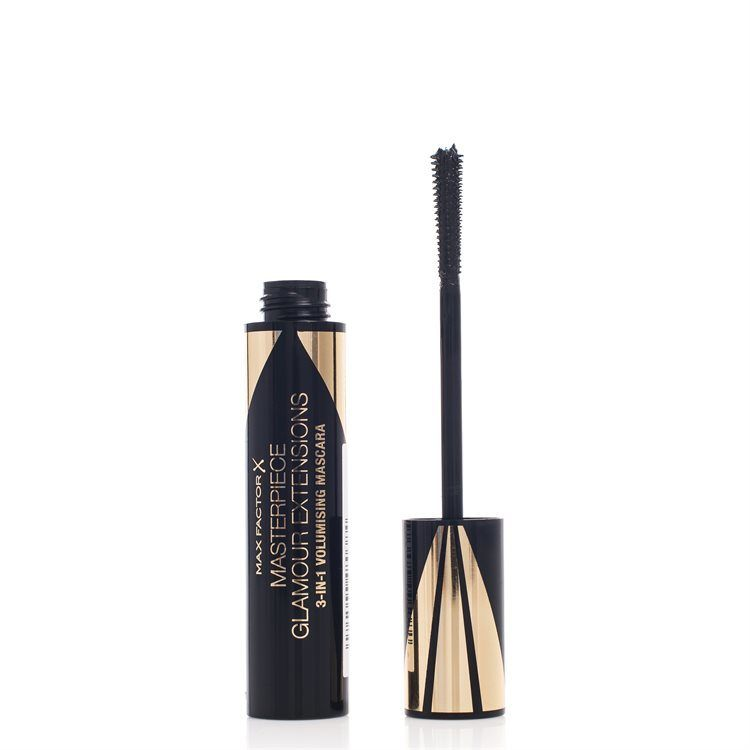 Max Factor Masterpiece Glamour Extensions Black Mascara 12ml