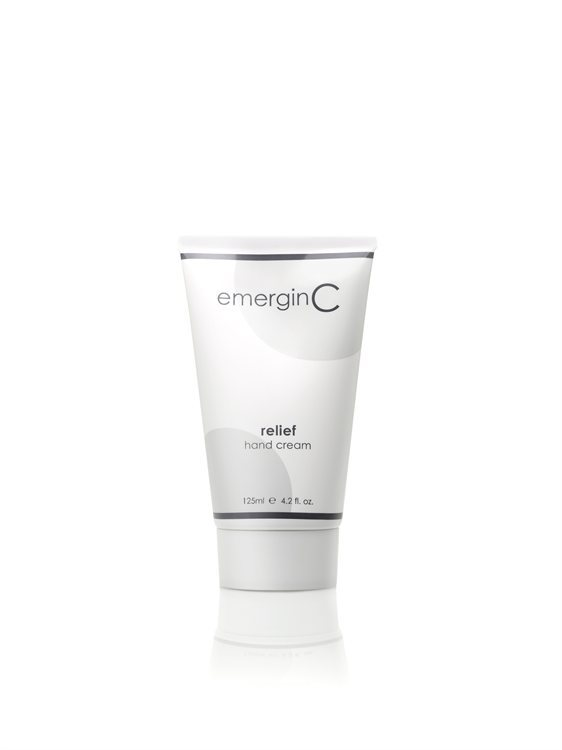 emerginC Relief Hand Cream 125ml