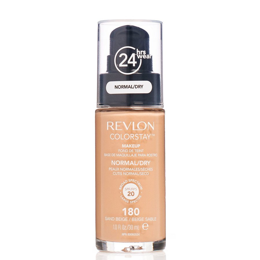 Revlon Colorstay Makeup Normal/Dry Skin 180 Sand Beige 30ml