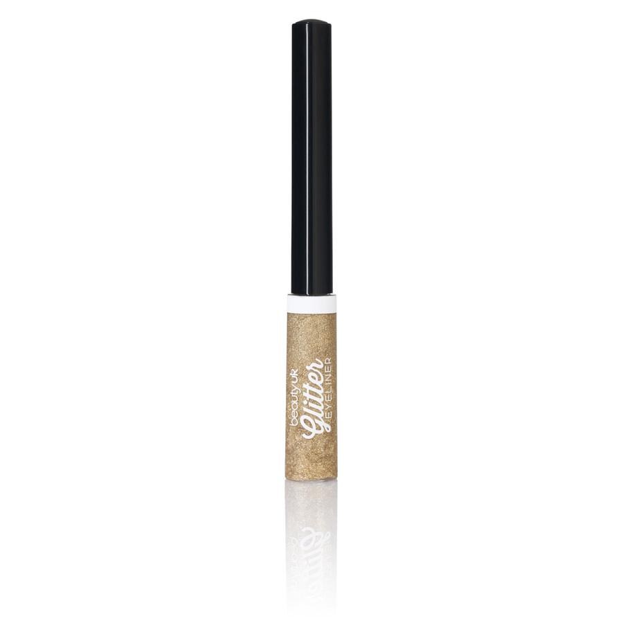 Beauty UK Glitter Liquid Eyeliner  no.2 Gold