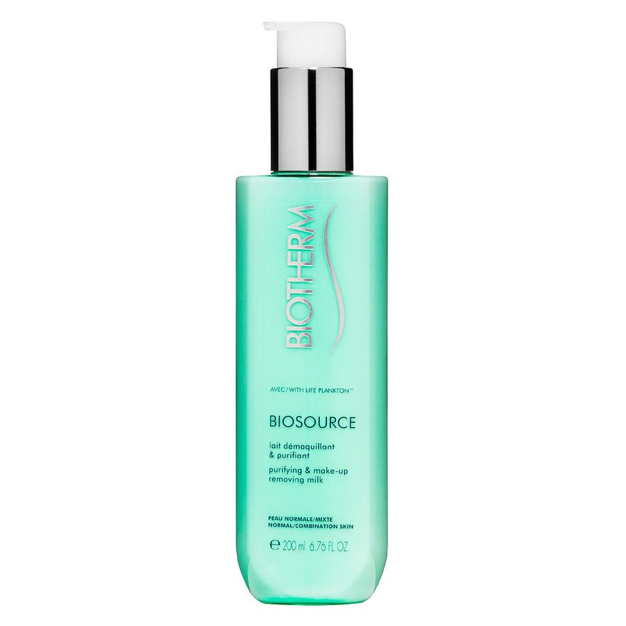 Biotherm Purifying & Make-Up Removing Milk Normal/Combination Skin 200ml