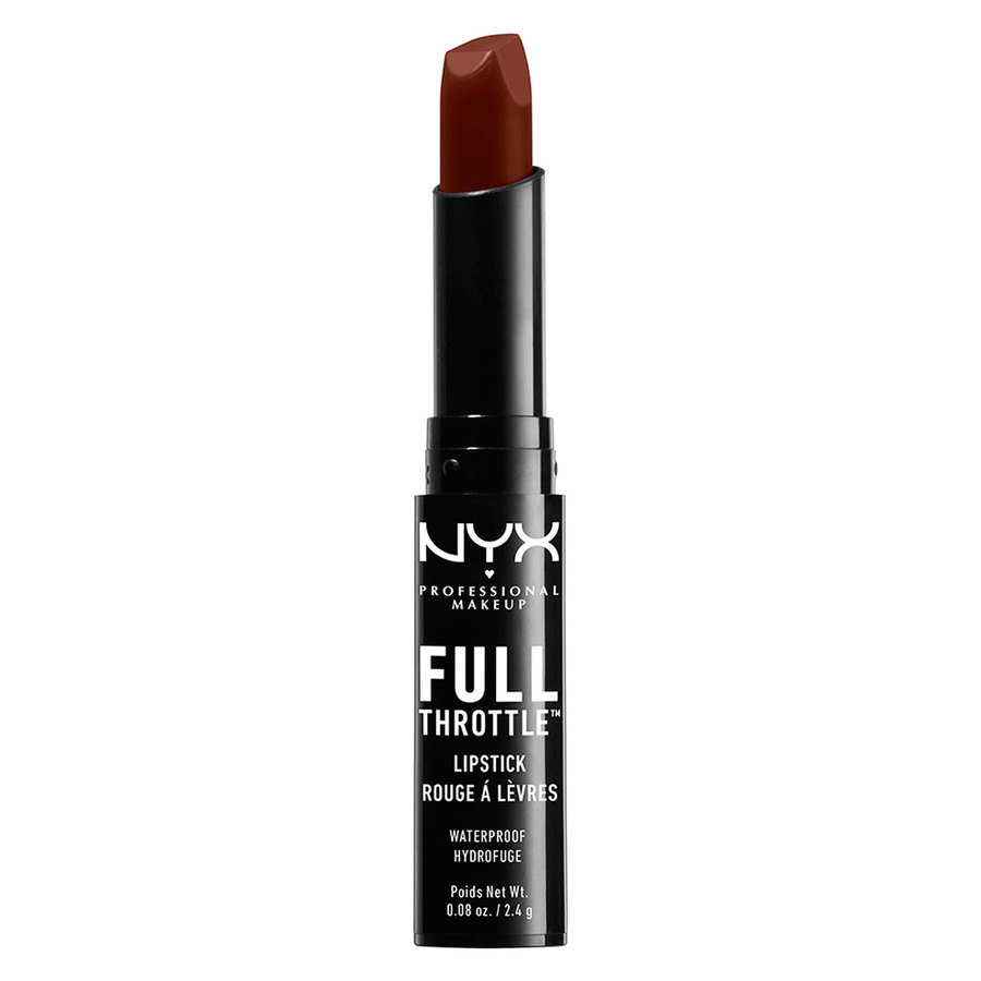 NYX Prof. Makeup Full Throttle Lipstick Loaded FTLS11