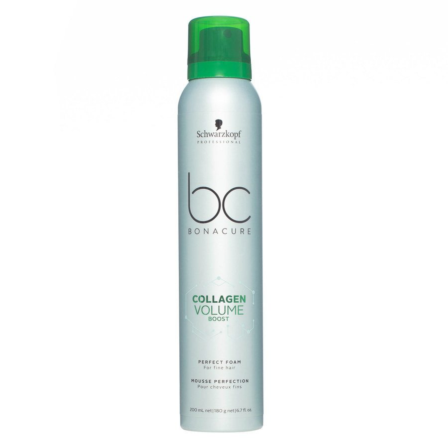Schwarzkopf BC Bonacure Collagen Volume Boost Foam 200ml