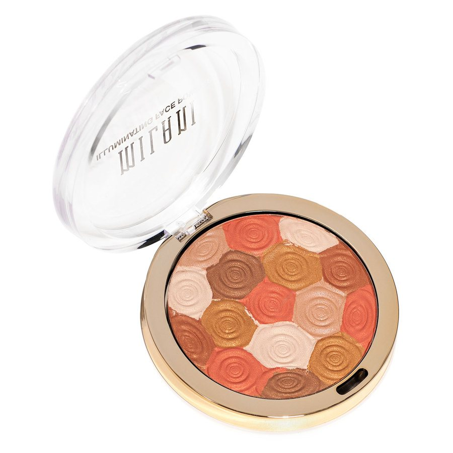 Milani Illuminating Face Powder Amber Nectar 10g