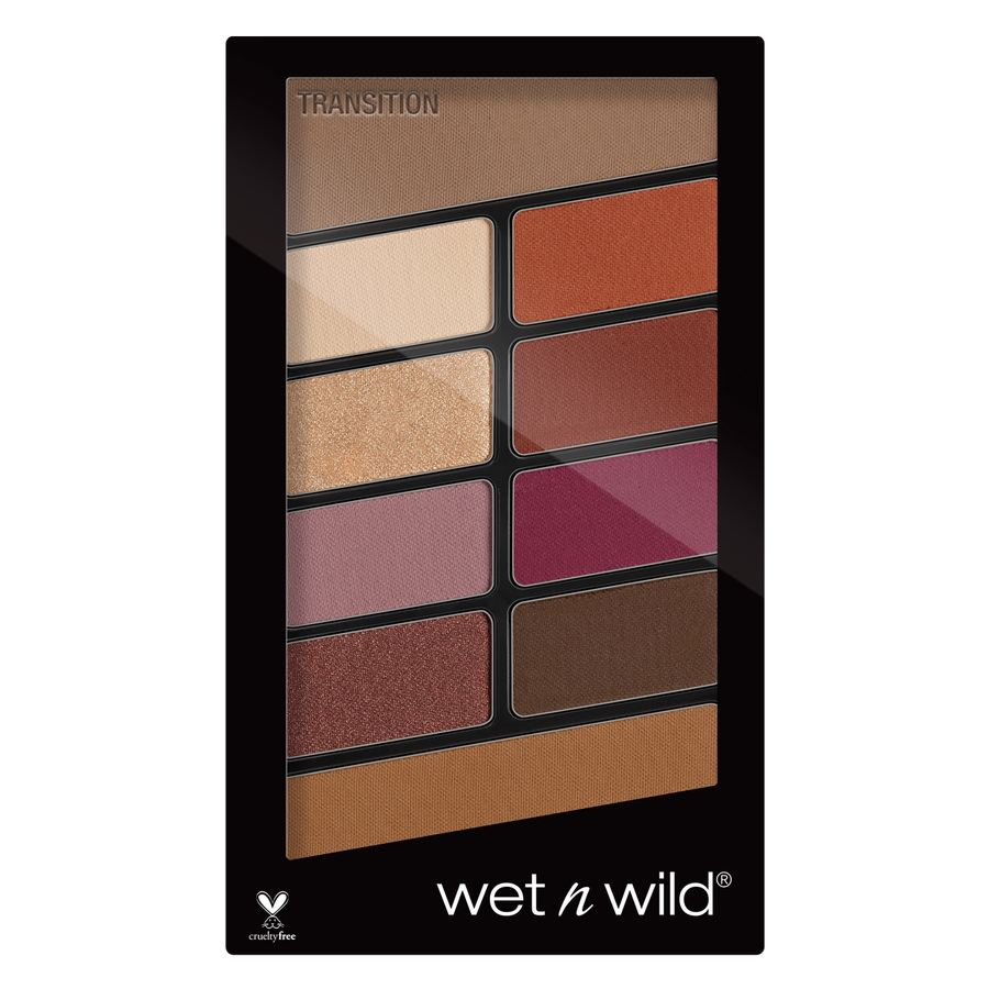 Wet`n Wild Color Icon Eyeshadow 10 Pan Palette Rosé In The Air 8,5g