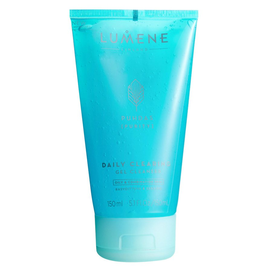 Lumene Puhdas Daily Clearing Gel Cleanser 150ml