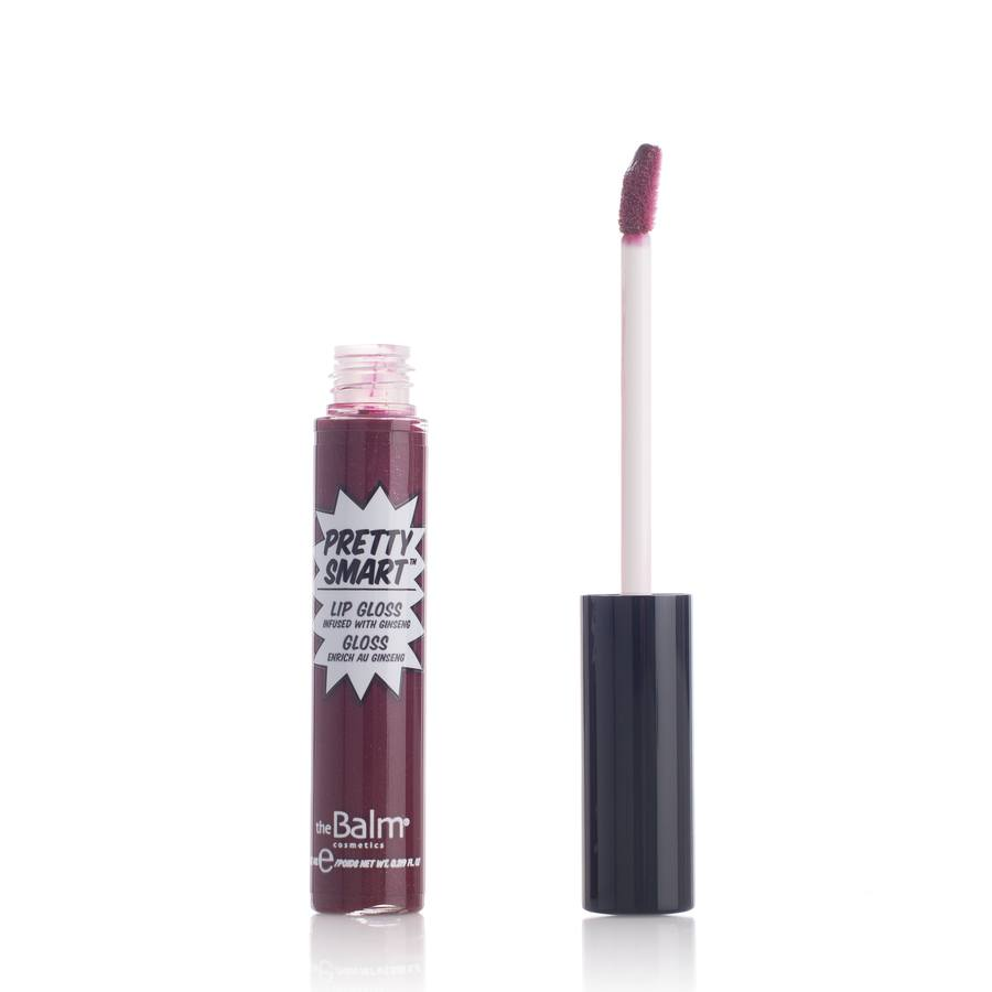 theBalm Pretty Smart Lip Gloss Boom