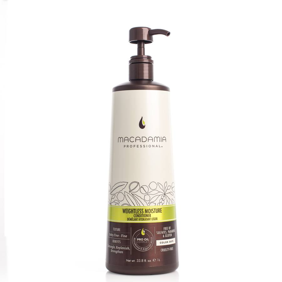 Macadamia Professional Weightless Moisture Conditioner 1000ml