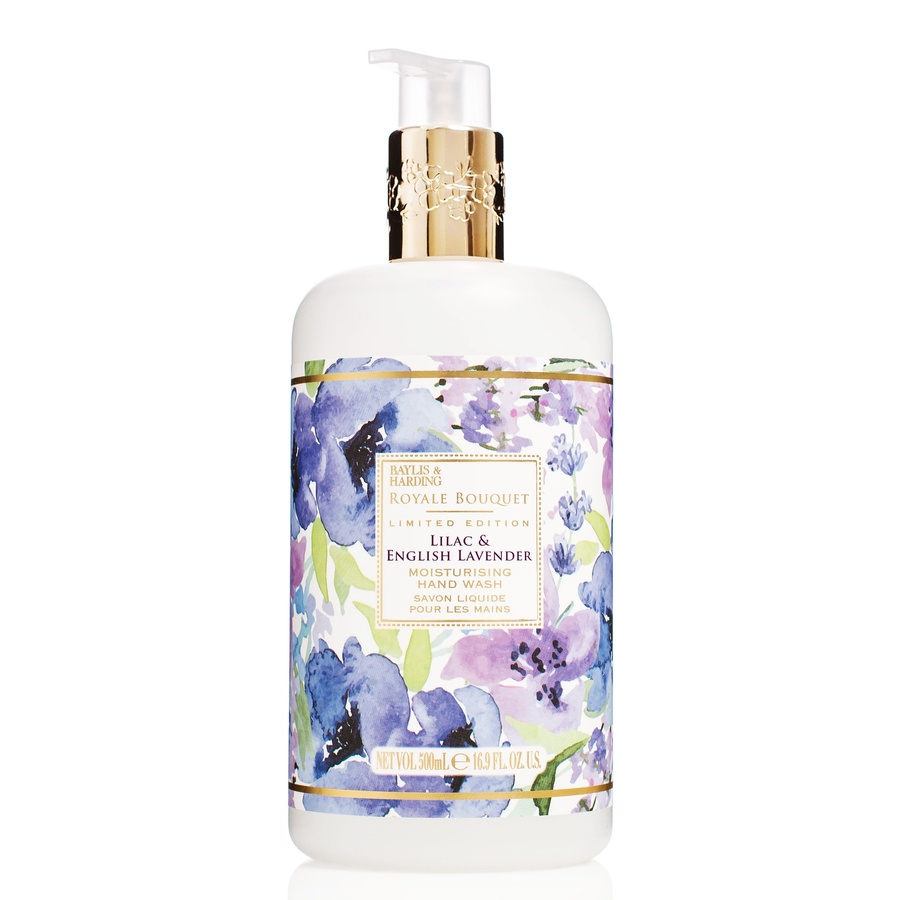 Baylis & Harding Royal Bouquet Lilac & English Lavender Hand Wash 500ml