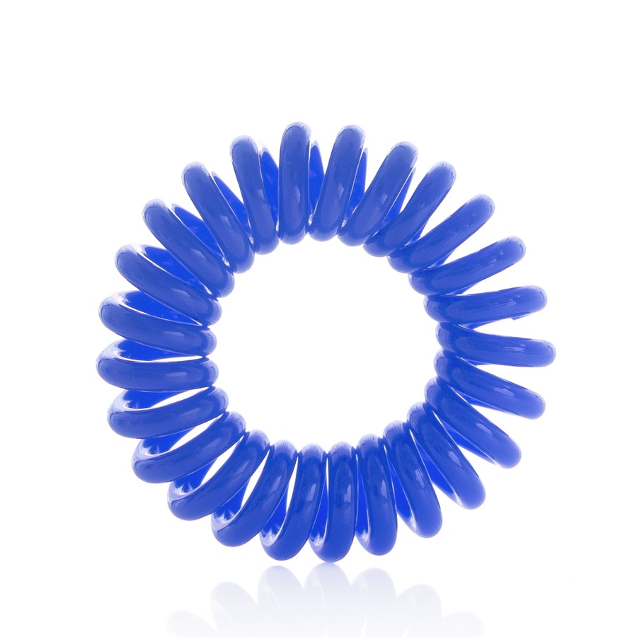 Invisibobble Blue Hair Rings Navy Blue