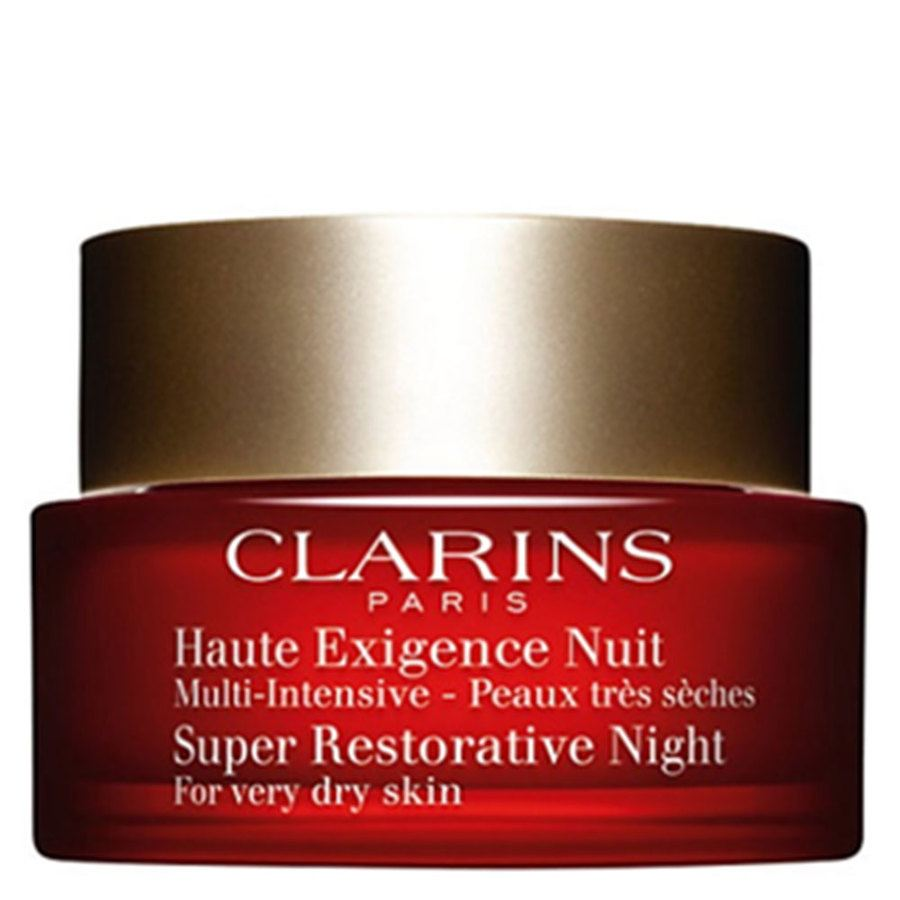 Clarins Super Restorative Night Wear Very Dry Skin 50ml