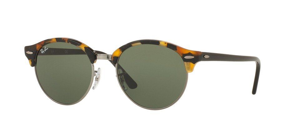 Ray Ban Clubround RB4246 Havana