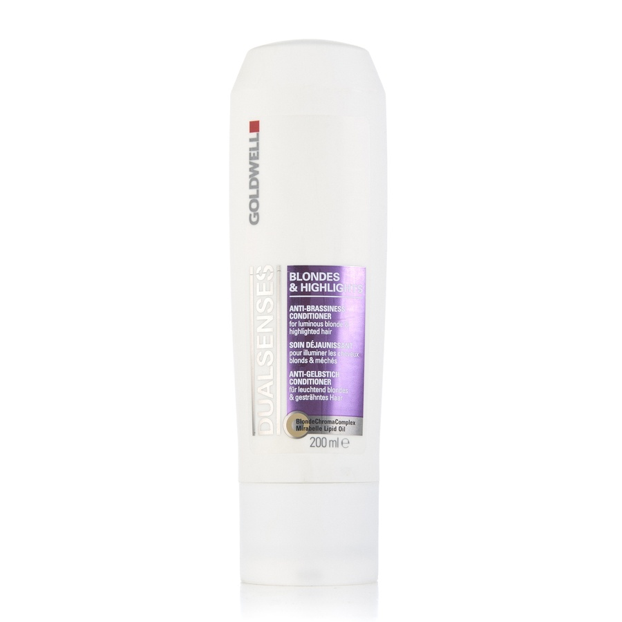 Goldwell Dualsenses Blondes & Highlights Anti-Brassiness Balsam 200ml