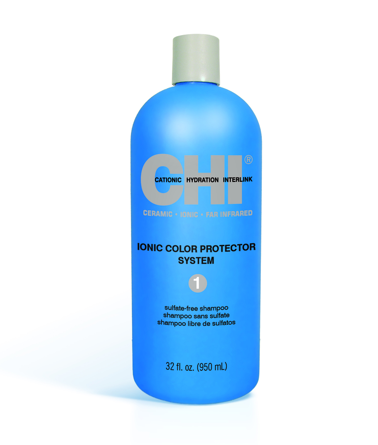 CHI Ionic Color Protector System Shampoo 950ml