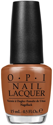 OPI San Francisco Collection A-Piers to be Tan 15ml