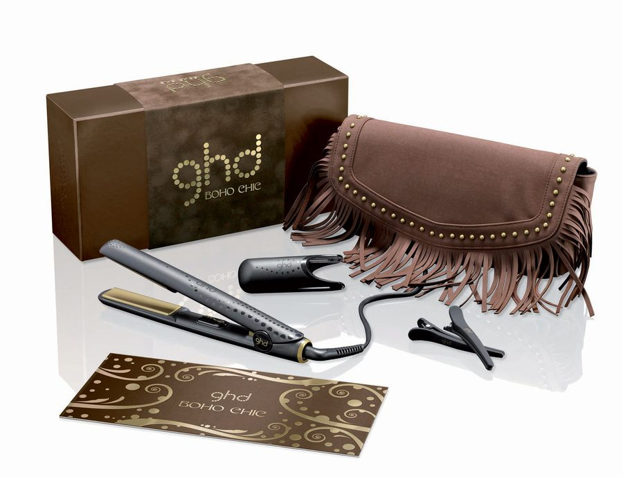 Ghd Iv Styler Gold Classic Boho Chic Limited Edition
