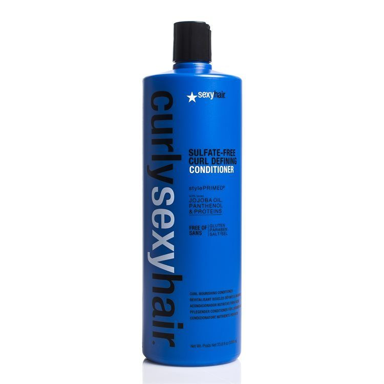 Curly Sexy Hair Color Safe Curl Defining Conditioner 1000ml