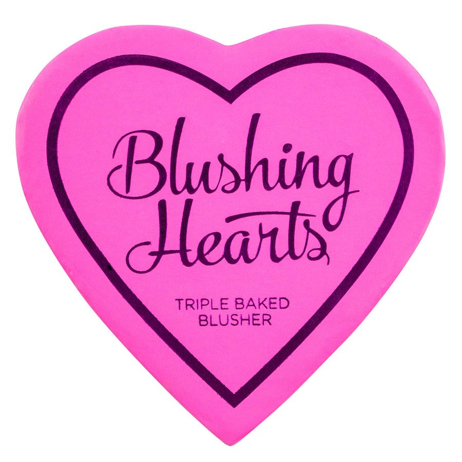 I Heart Revolution Blushing Hearts Blusher Bursting With love 10g