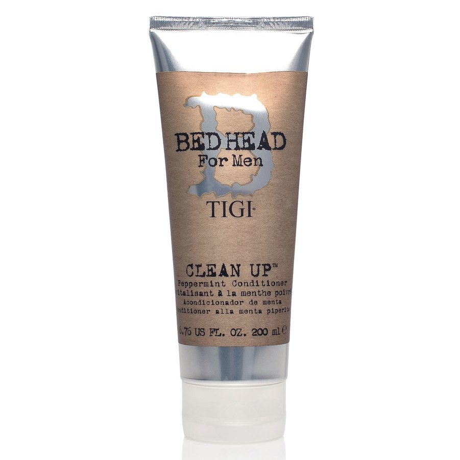 Tigi Bedhead For Men B Clean Up Peppermint Conditioner 200ml