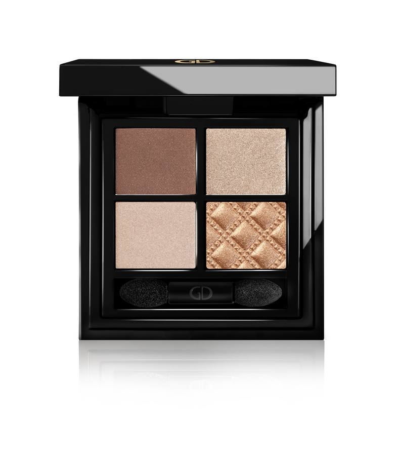 Ga-De Idyllic Soft Satin Eyeshadow Palette No.36 Warm Glow