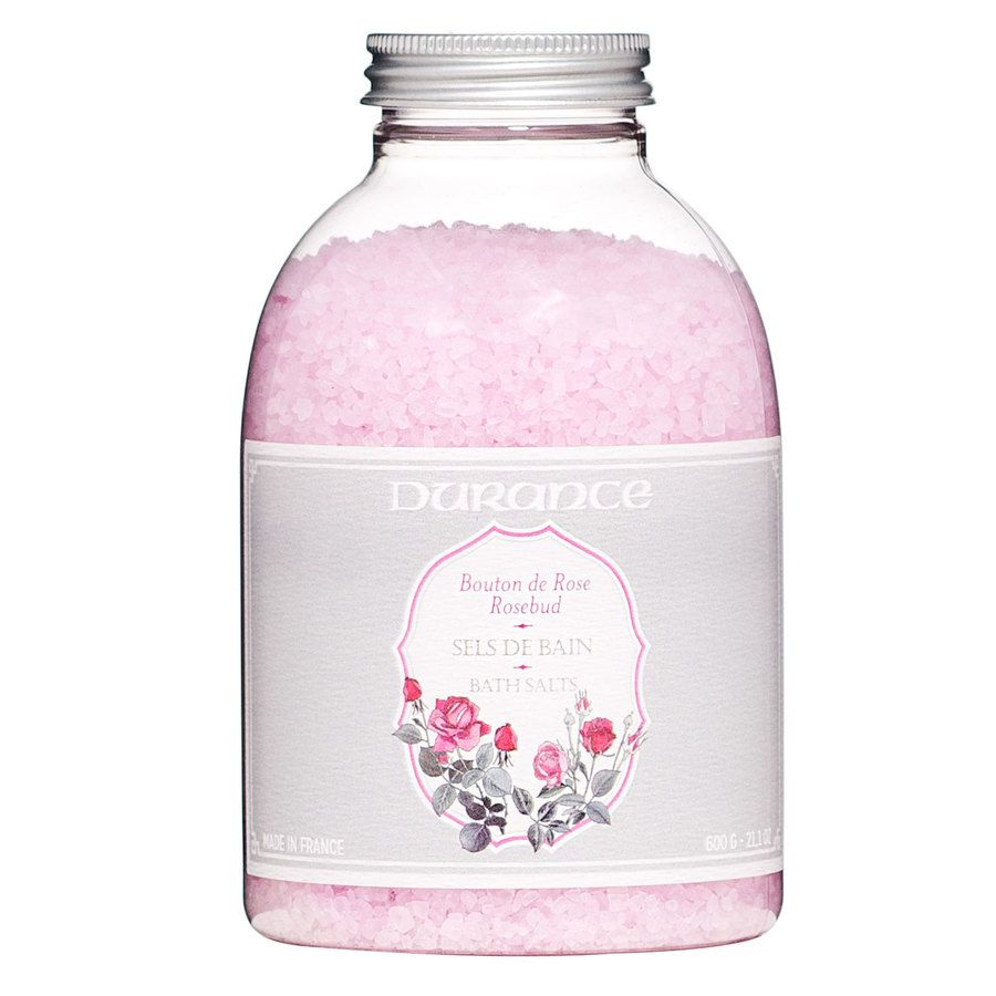 Durance Bath Salts Rose 600g