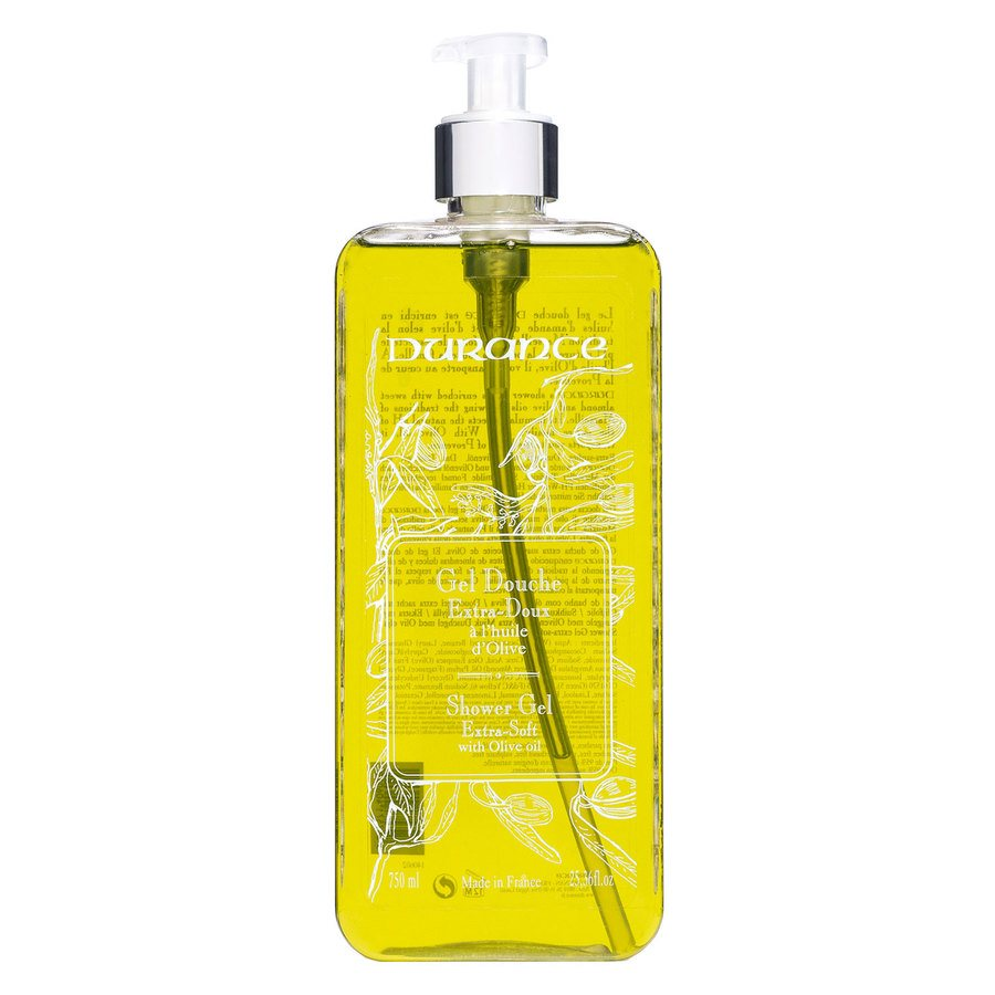 Durance Shower Gel Extra Soft With Olive Oil 750ml