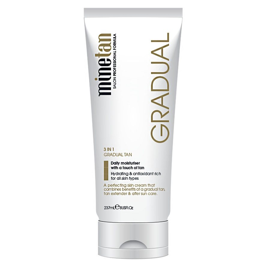 Mine Tan Gradual Tan 3-in-1 237ml