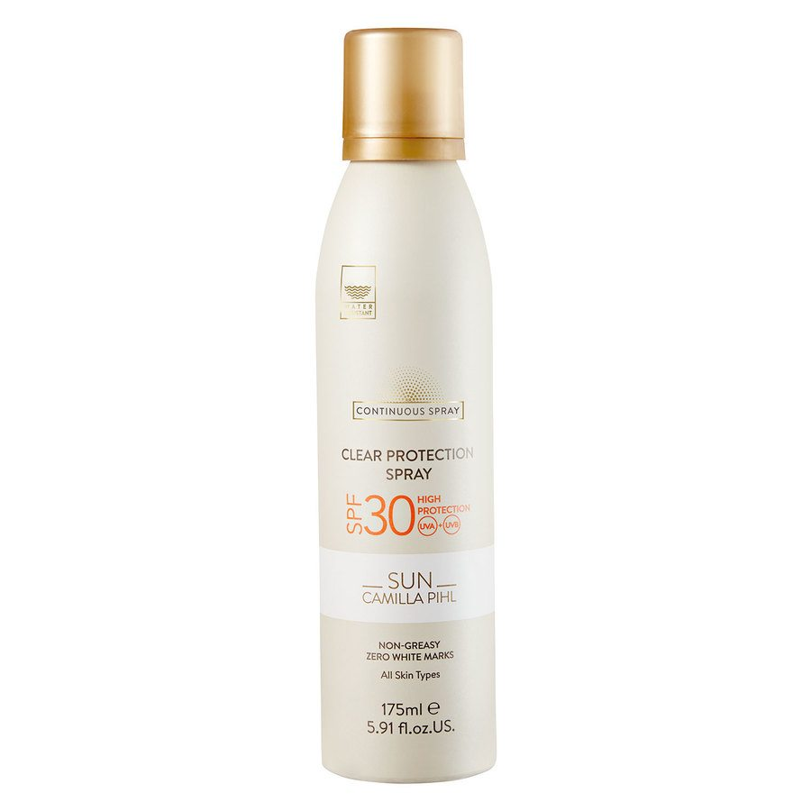 Sun Camilla Pihl Clear Protection Continuous Spray SPF30 175ml