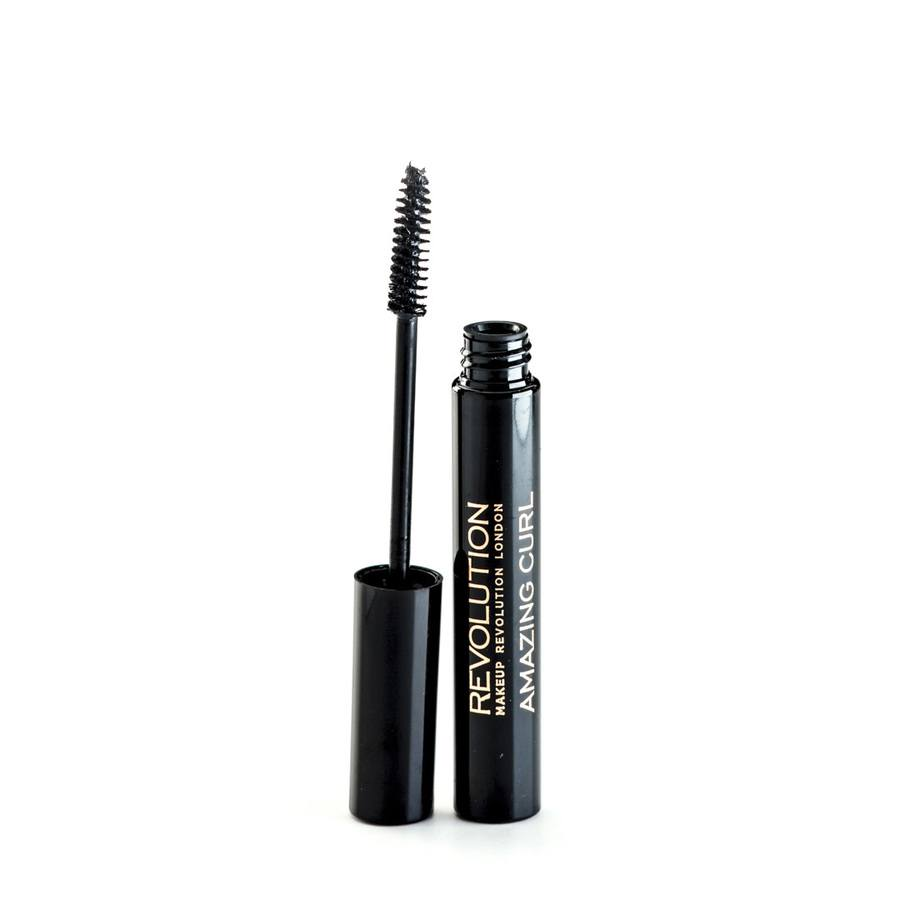 Makeup Revolution Amazing Curl Mascara Black