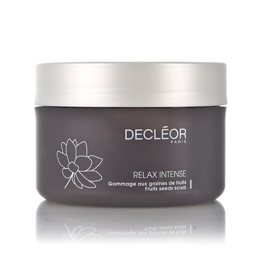 Decléor Relax Intense Fruits Seeds Scrub 200ml