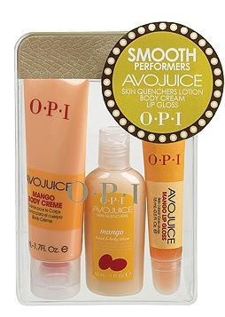 OPI Smooth Performers Avojuice – Mango