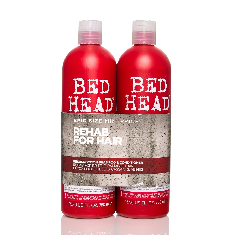 Tigi Bedhead Urban Antidotes Resurrection Shampoo & Balsam 2 x 750ml