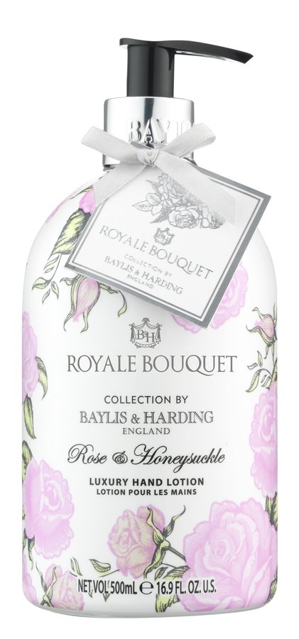 Baylis & Harding Fragrance Rose & Honeysuckle Hand Lotion 500ml