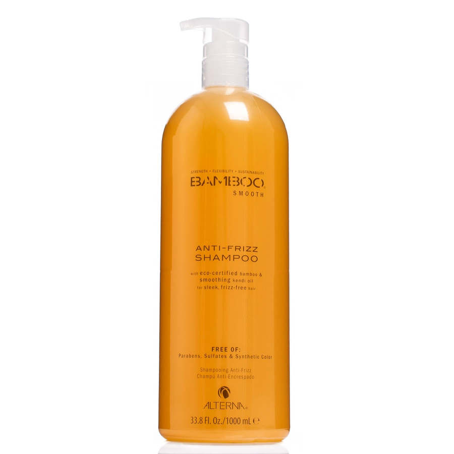 Alterna Bamboo Smooth Anti-Frizz Shampoo 1000ml