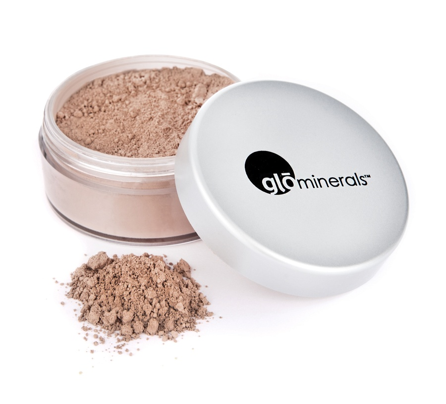 glóMinerals gloLoose Base Powder Foundation Beige Medium 10,5g