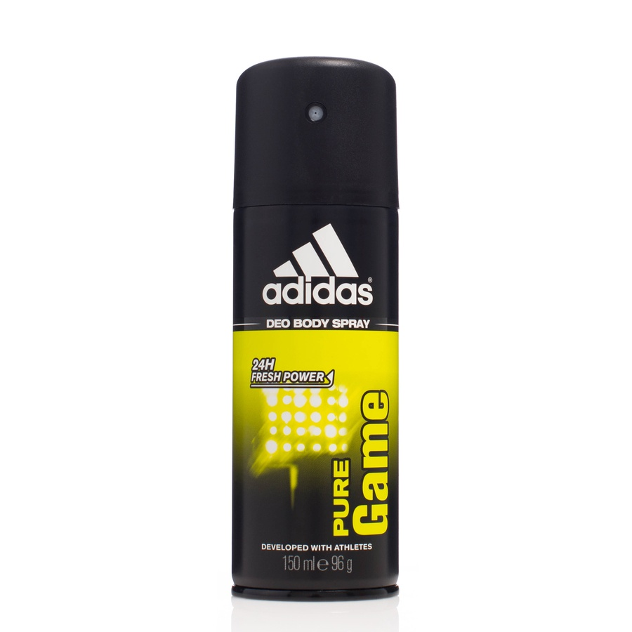 Adidas Pure Game Deo Body Spray For Men 150ml