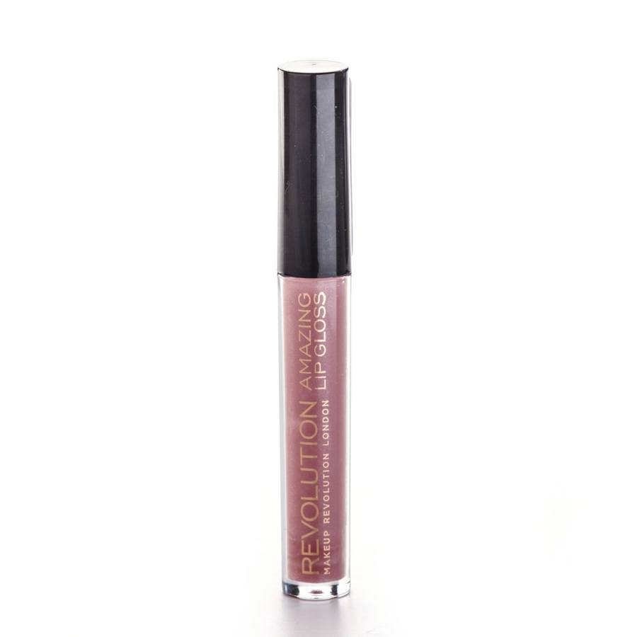 Makeup Revolution Amazing Lipgloss Nude Shimmer