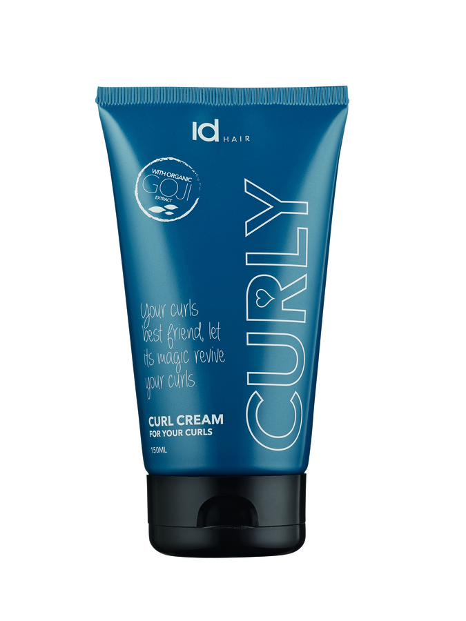 Id Hair Curly Curl Cream 150ml