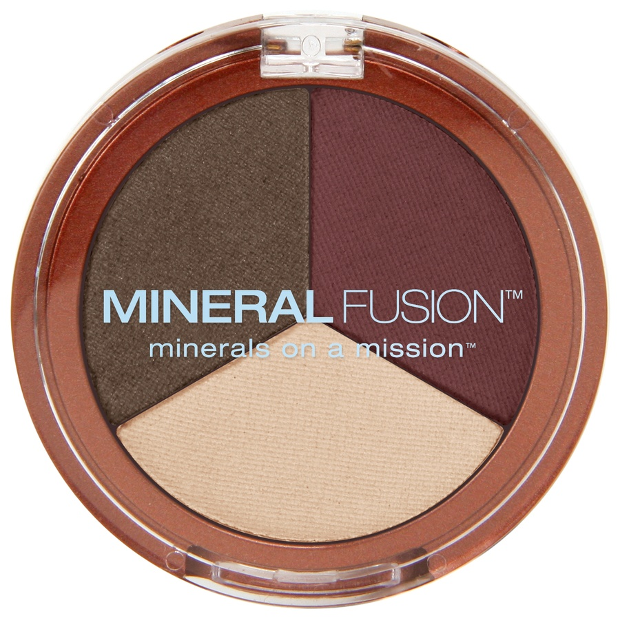Mineral Fusion Eye Shadow Trio Symmetry
